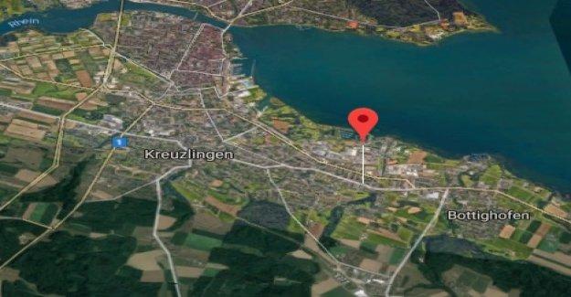 Accident à Kreuzlingen (TG): Garçon (10) Voiture - Vue