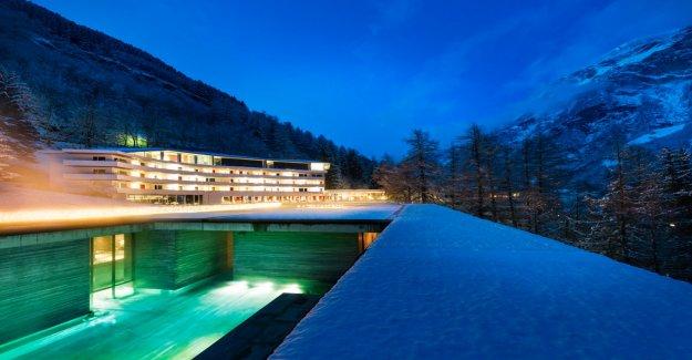 Ainsi le veut Vals-Investisseur Stoffel son propre Hôtel à la rescousse de Vue