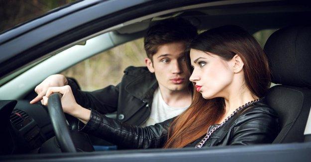 Amende Catalogue: Qui paie, si le Passager se pas la ceinture de sécurité?