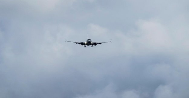 Boeing 737 Max 8 il Y a de l'Argent si je n'avez pas pu?