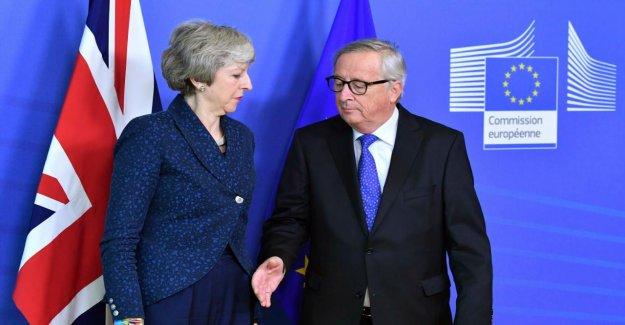 Brexit: Pourquoi le Report de Chaos, de la élections européennes menacées
