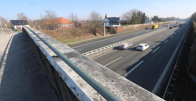 Brückenteufel dans le land de Schleswig-Holstein - Maçonnerie sur les Autoroutes: la Police ne s'agit pas de Série