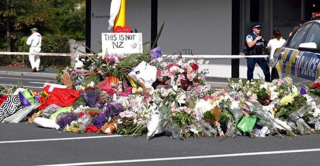 Christchurch, nouvelle-Zélande: Mosquée Tueur de Brenton Tarrant a tué avec Licence