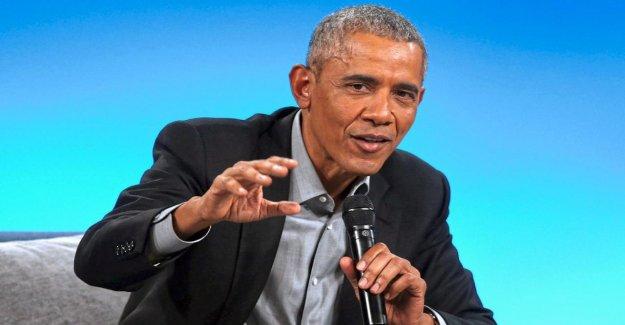 Cologne: l'Ex-Président AMÉRICAIN Barack Obama vient avec les services secrets