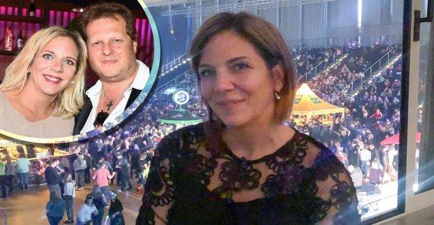 Danni Büchner: nouvelle Coiffure, après la Mort de Jens