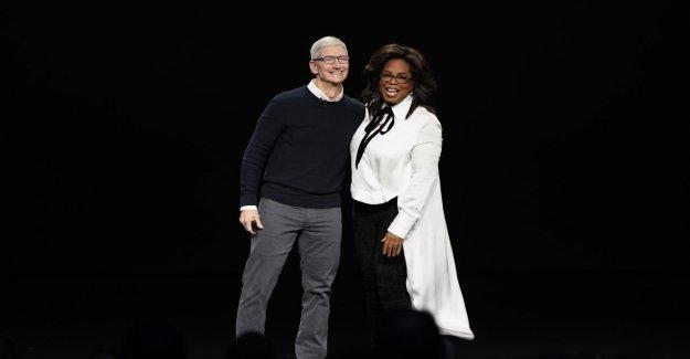 Déception au sujet de Cupertino Événement: c'est tout pour Apple?