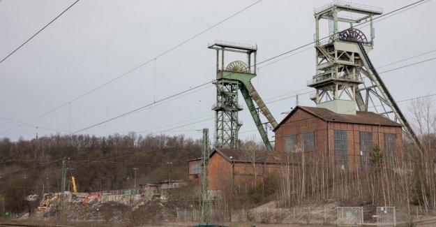 Des baies, des Terrils, des zones Résidentielles: Kohleförderer investir à 39 Millions d'Euros