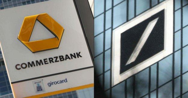 Deutsche Bank et Commerzbank prendre de Fusion des Discussions sur