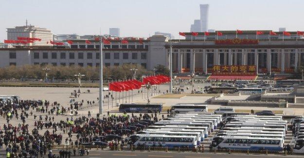 Différend commercial - Scepticisme par rapport à la nouvelle Chine par la Loi de Vue