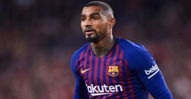 FC Barcelone: Kevin-Prince Boateng trouve Ibrahimovic, le meilleur que Messi