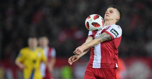 FC Kaiserslautern: 2:0 Lotte: Kaiserslautern avec Pick-Power sur Place six