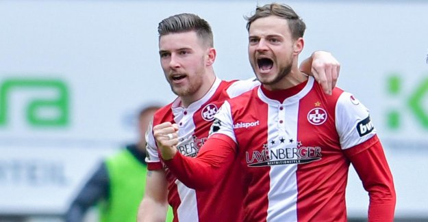 FC nantes: Samedi contre Lotte: Kaiserslautern sans Kühlwetter