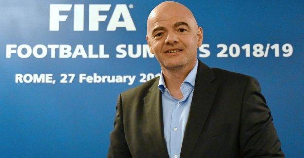 Fifa: coupe du monde 2022 au Qatar, avec 48 Équipes de plus en plus probable