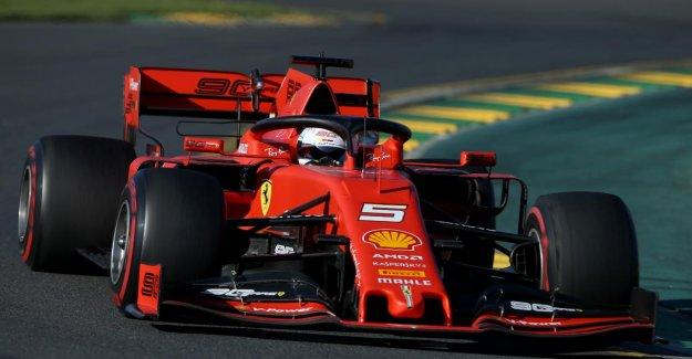 Formule 1: Nanu! Nouvelle Formule-1-Directeur de course est Fan de Ferrari