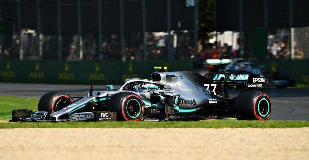Formule 1 en Australie: Pourquoi Vettel et Hamilton-elle si lente?