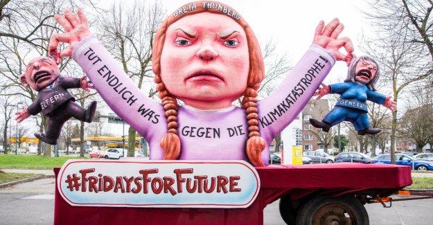 Fridays for Future: des Milliers de personnes dans tout NRW sur la Route
