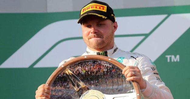 F***t!!!: Bottas pöbelt après la Super Victoire pour le Lancement de la Formule 1
