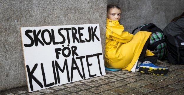 Greta Thunberg pour le prix nobel de la Paix nominé Vue