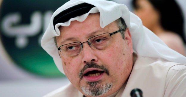 Horreur Meurtre Khashoggi: Arabie Régime déclare l'Affaire terminée