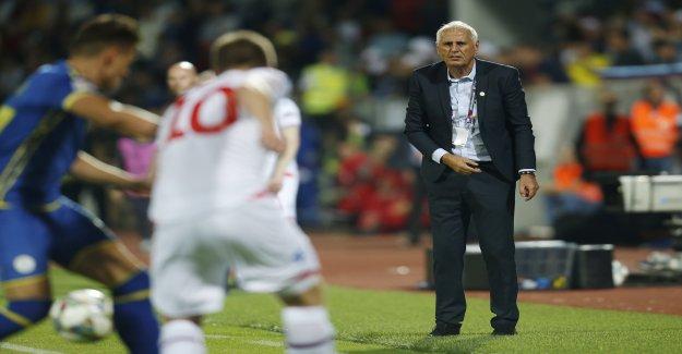 Kosovo-Coach Challandes: «Je griffe de la Suisse, pas les Joueurs»