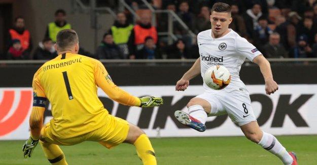 L'Eintracht Francfort en Europa League, Euro-Adler faire Plaisir