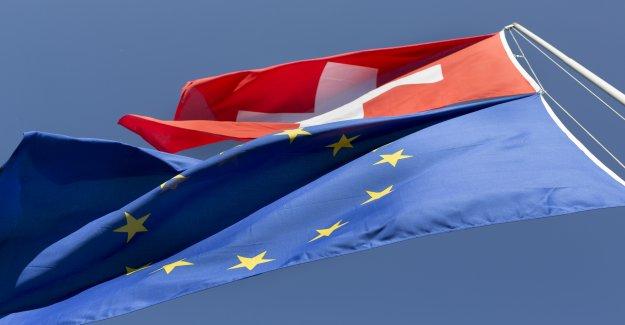 L'UDC, les conseillers d'etat de l'UE-Deal: «Oui, mais» Vue