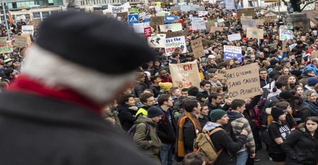 La Klimastreit mène à un grand Générations de Tranchée de Vue