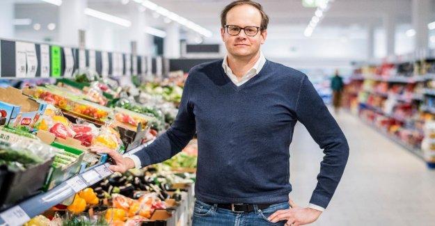 Lidl France-Chef de la Bouse: »des Salaires de Dumping n'est pas des plus