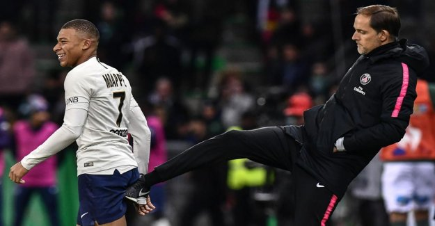 Ligue 1, PSG: Thomas Tuchel condamnée pour avoir vendu Mbappé à 180 000 Euros d'Amende