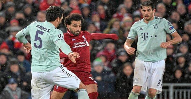 Ligue des Champions-Pétard contre Liverpool: la Bavière est la suite, si...