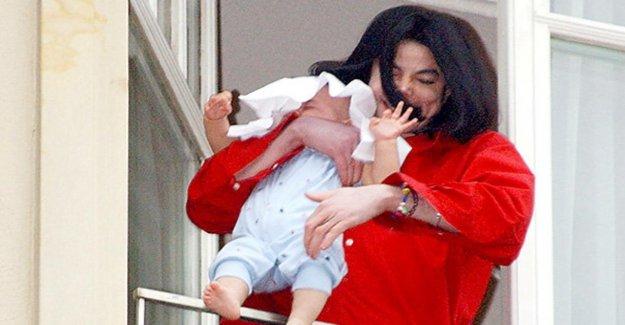 Michael Jackson: elle souffre de son Fils Blanket