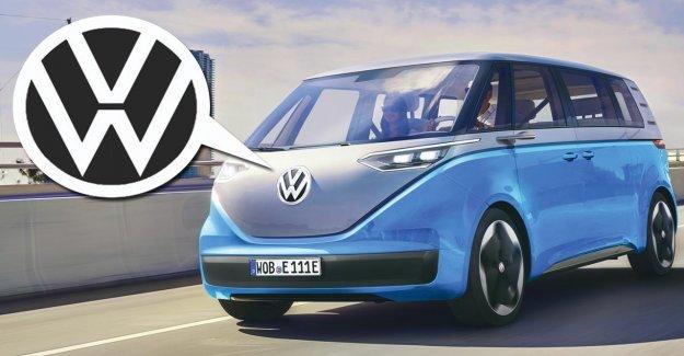 Nouveau Logo VW: Pourquoi les Wolfsbourg, un nouveau Design besoin d'