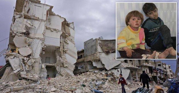 Plus de 60 Morts et des Blessés: de Nouveaux Poutine contre le Terrorisme en Syrie