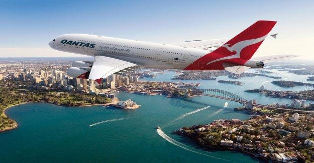 Qantas PDG de y a une dizaine d'années d'Astuces pour leur propre compagnie Aérienne, Vue