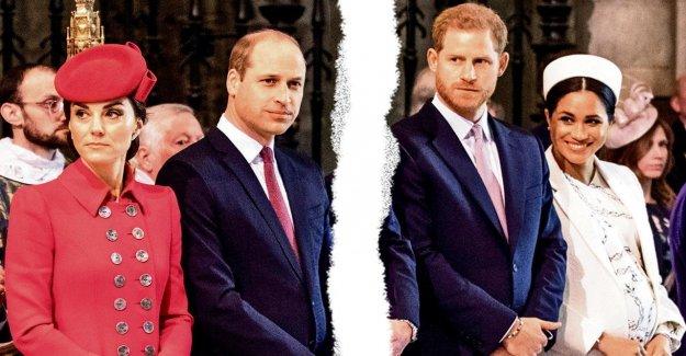 Queen donne sa Bénédiction: la Séparation chez les Royals