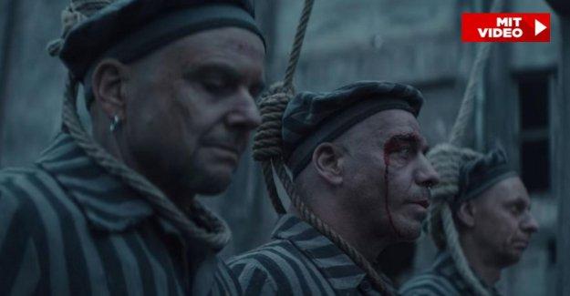 Rammstein choque avec KZ-Vidéo: Peut-on à l'Époque Nazie pour PR?