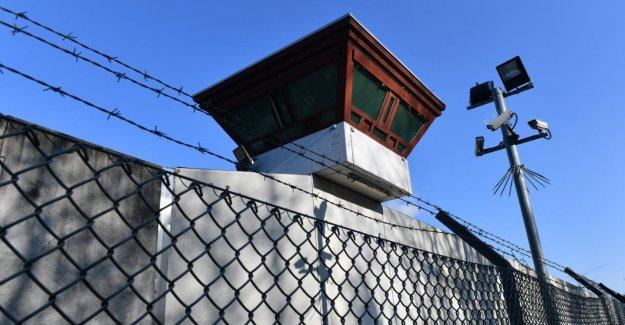 Réseau de 1200 de Détention: Knackis obtenir le WI-fi pour 7,3 Millions d'Euros