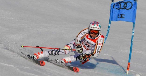 Ski Alpin: Stefan Luitz reçoit Victoire en Coupe du monde du CAS de retour