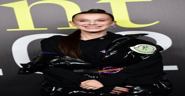 «Stranger Things», la Star de Millie Bobby Brown datet Romeo Beckham - Vue