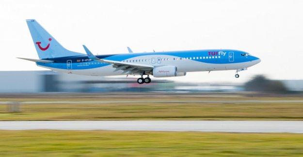 TUIfly: Remise des nouveaux Boeing 737 Max 8, à cause d'interdiction de vol éclaté