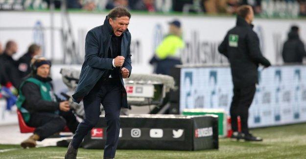 VfL Wolfsburg - Fortuna Düsseldorf: 1. Adieu à la Victoire de Bruno Labaddia
