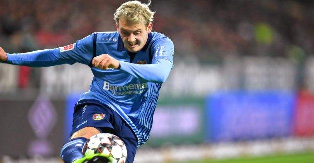 Werder Brême: Brandt & Bellarabi – Bayer-Brême sont Werders Cauchemar