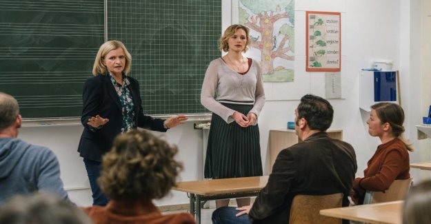 Wiesbaden: Allemand FernsehKrimi-Prix: 1000 Litres de Vin pour Diffamationde l'Équipe de