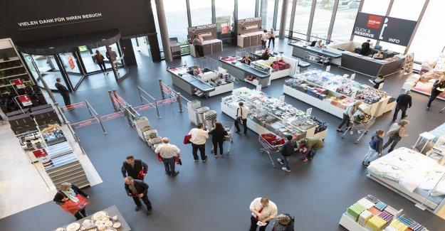 XXXLutz construit deuxième la Filiale: Ösis meubles de la Suisse - Vue