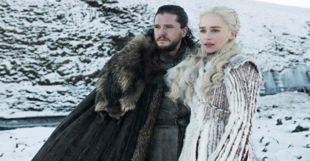 8. Saison de Game of Thrones démarre: Stars dans des Séries et de la Fièvre