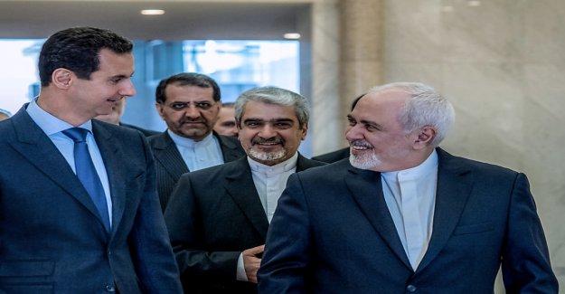 Assad reçoit le Ministre des affaires étrangères de l'Iran - Regard