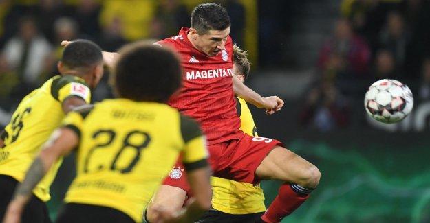 Bayern Munich – DORTMUND: Gagnez 10 Billets