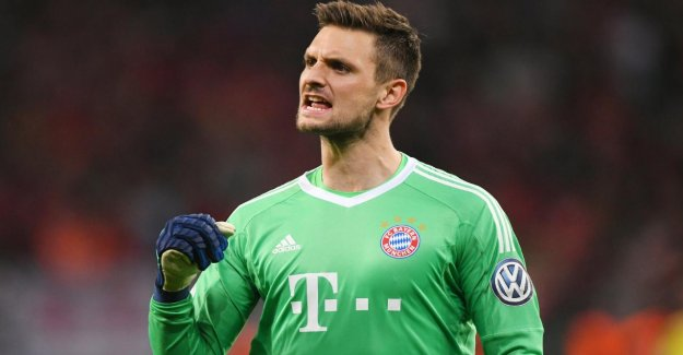 Bayern: Nouveau Remplacement de Sven Ulreich connaît le Sprint de Pression