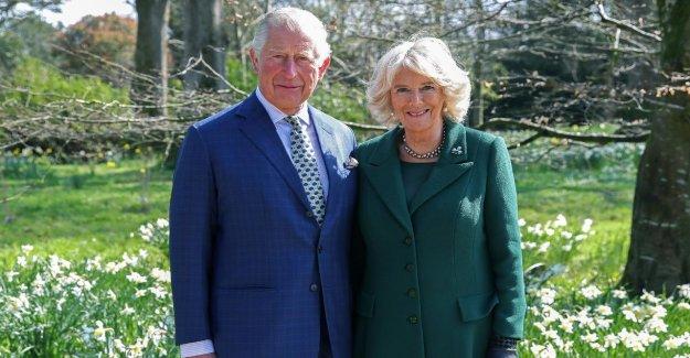 Charles et Camilla à venir en Allemagne