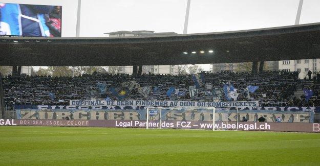 Cupfinal en Berne: les Fans de protester contre le prix des Billets Vue